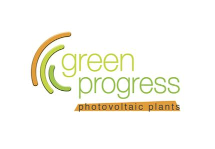 logo green progress