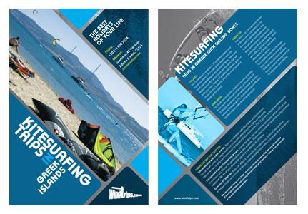 kite trips brochure